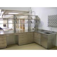 Wholesale Stainless Steel Lab Casework  furniture | Stainless Lab Cabinets from china suppliers