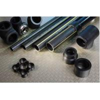 Wholesale polyethylene black PE gas pipe flexibility good, strong corrosion resistance from china suppliers