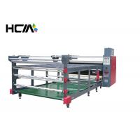 Wholesale 80cm drum 1.9 m width Roller heat press machine Sublimation Heat Transfer from china suppliers