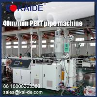 Wholesale China High Speed 35m/min PE-RT pipe production line/extrusion line manufacturer supplier from china suppliers