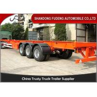 Wholesale 20ft 40ft Container Chassis Trailer ,  Frame Twist Lock Container Semi Trailer  from china suppliers