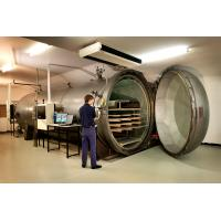 Wholesale Rubber / Wood Industrial Autoclave Of Large-Scale Steam Equipment , Φ1.65m from china suppliers