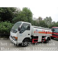 Wholesale high quality ISUZU 5,000L fuel dispensing truck for sale from china suppliers