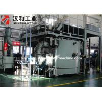 Wholesale High Temperature Melt Spinning Machine Induction Melting Vacuum Smelting from china suppliers