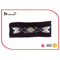 Wholesale Multi Color Knitted Snood Scarf For Men , Acrylic Fabrics Crochet Cowl Scarf from china suppliers