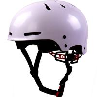 Wholesale Raw Shell Color Urban Bike Helmet For Skateboarding , ODM Skateboard Safety Gear from china suppliers