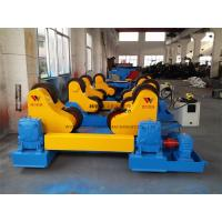 Wholesale 40 Ton Standard Automatic Pipe Rotators For Welding 400mm Diameter Roller from china suppliers