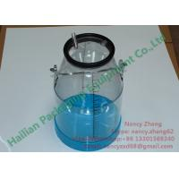 Wholesale Food Grade Clear Milk Bucket for Stainless Steel Frame Milking Machine from china suppliers