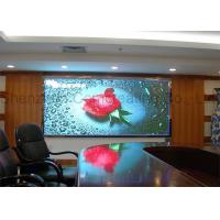 Wholesale OEM Indoor Full Color LED Display Panel Advertising HD P3 LED Video Wall Front Service Customized Size Fixed from china suppliers