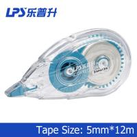 Wholesale Transparent Plastic Blue Correction Tape 12m W963 2 Years Shelf Life from china suppliers