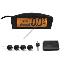 Wholesale Buzzer Alarm Parking Sensors with 4 sensors Reversing sensor for cars from china suppliers
