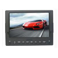 Wholesale USB Input Full HD Car TFT LCD 7 Monitor 12V For Broadcasting Camera from china suppliers