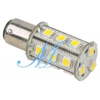 Wholesale DC10-28V BAX15d/BAX15s/BAY15d SMD5050 LED Lamp Bulb, LED navigation light, tower led light from china suppliers
