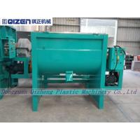 Wholesale Stainless Steel Ribbon Blender Animal Poultry Feed Mixer Machine 24KW from china suppliers