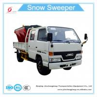 Quality 2017 China snow removal machine snow plow vehicle plough equipment for truck with salt spreader best selling for sale