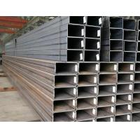 Wholesale Q195 Welded rectangular tubes , steel welded pipe For metallurgical industry from china suppliers