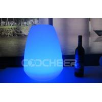 Quality Waterproof Outdoor PE Plastic Fashion Led Table Lamp DMX controlled for sale