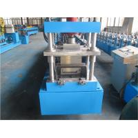 Wholesale Concrete Door Frame Shutter Roll Forming Machine 1.0mm thickness Single Chain Driven from china suppliers