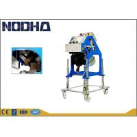 Wholesale AC 380V 3PH 50Hz Portable Plate Beveling Machine For 6 - 30 Mm Thick Plate from china suppliers