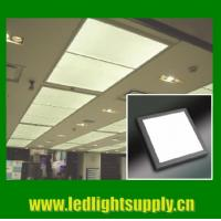 Wholesale WW/PW/NW Led panel light 60*60cm 45w aluminum embedded installation with IP65 from china suppliers