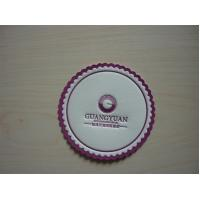 Wholesale Beer, beverage and coffee drinking Cup custom Logo Spa, bar, restaurant Tissue Coasters from china suppliers