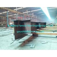 Wholesale Customized Industrial Prefabricated Steel Buildings W Shape Steel Rafters from china suppliers
