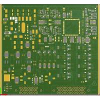 Wholesale Electrical Motor Control Custom Circuit Board / Fr4 Printed Circuit Board from china suppliers
