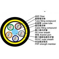 Quality 12 core 100m span ADSS  fiber optic cable for sale