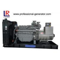 Wholesale 4 Stroke 1250kVA Diesel Generator Perkins With Water Cooled Cooling System from china suppliers