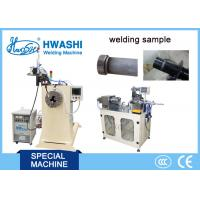 Wholesale Steel Round Tube / Pipe MIG Tig Welder Machine , Automatic Circular Seam Welder from china suppliers