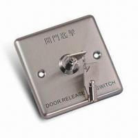 Wholesale Emergency Button with Key and NC Contact Output from china suppliers
