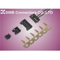 Wholesale Pitch 1.20mm Wire to Board Male 3 pin Connectors Electronics Conn from china suppliers