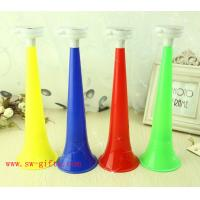 Wholesale Plastic Football Horn Long VUVUZELA Fan Cheering Horn Trumpet Loudspeaker World Cup from china suppliers