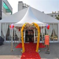 Quality Large Outdoor Canopy Tent With Steel Frame Material , Best Camping Tent For Family for sale