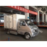 Wholesale Two Seats Electric Delivery Van 1 ton Load Capacity With Hydraulic Pressure BD-1V from china suppliers