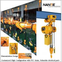 Wholesale Maintenance HHBB Electric Chain Hoist With Hook High Configuration from china suppliers