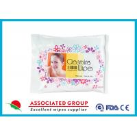 Wholesale Nonwoven Hand Feminine Hygiene Wipes Individual Resealable Pack from china suppliers