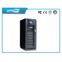 Wholesale 50KVA / 100KVA IGBT LCD Online High Frequency UPS With Modular Design and DSP Tech from china suppliers