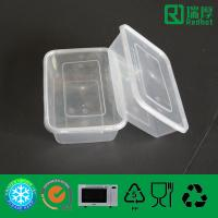 Quality PP Plastic Disposable Container 500ml for sale