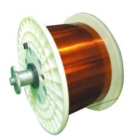 Wholesale Polyester Aluminium Enameled Copper Wire for Motor fans Welding Transformer from china suppliers