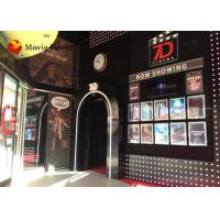 Wholesale Entertainment Shooting Simulator 8D Cinema Virtual Reality Cinema Cabin from china suppliers