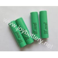 Quality Samsung SDI 18650 25R INR18650-25R 2500mah 3.7V 20A Li-ion Lithium Battery/Original 18650 25R 2500mah cell for sale