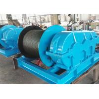 Wholesale ISO certificated large capacity automated 220 volt electric winch from china suppliers