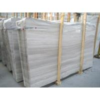 Wholesale Popular Cheapest Polished White Wooden Marble On Promotion from china suppliers