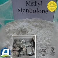 Wholesale Methylstenbolone Raw Androgen Steroid Hormone Powder Male Enhancer CAS 5197-58-0 from china suppliers