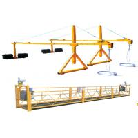 Professional Electrical suspended platform ZLP800 for building curtain wall