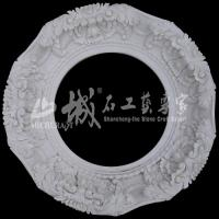 Wholesale Natural Stone Home Decoration Wall-hung Carved Frame from china suppliers