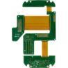 Buy cheap Custom FR4 / Polyimide 1 oz Rigid Flex PCB HASL ( LF ) Gold Plating Custom PCB from wholesalers