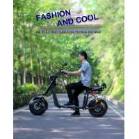 Buy cheap Fast Charging Two Wheel Electric Scooter , Two Wheeled Standing Scooter Eec Approval from wholesalers