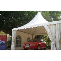 Buy cheap Promotional Double Decker Two Storey Tent foldable UV Resistant / Tear Resistant from wholesalers